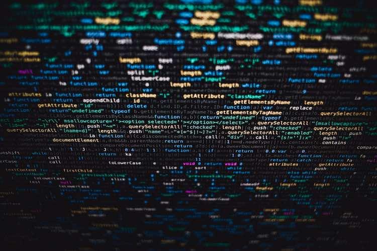 code de tracking des données personnelles